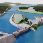 Entwurf Myitsone Damm