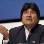 Evo Morales, Präsident von Bolivien  | Bild (Ausschnitt): © Simonwedege - Dreamstime.com