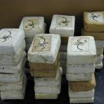 Symbolbild: Beschlagnahmtes Kokain, das schon für den weiteren Transport fertig gemacht wurde.  | Bild (Ausschnitt): © Public Domain work of a US Federal Agency [Public Domain]  - Wikimedia Commons