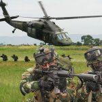 Kolumbianisches Militär Das kolumbianische Militär hat nun mehr Befugnisse, gegen kriminelle Gruppen vorzugehen. | Bild (Ausschnitt): © Mrnico1092 - Wikimedia Commons