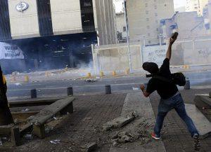 Venezuela: Wut gegen Regierung