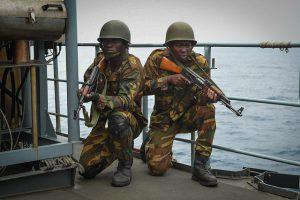 Krieg gegen den Drogenschmuggel in Westafrika