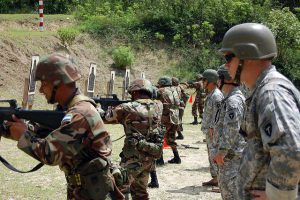 Honduras Soldaten