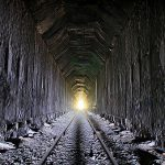 Tunnel  Bild (Ausschnitt): ©  Steve Rotman [CC BY-NC-ND 2.0]  - Flickr