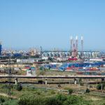 Hafen von Konstanza - Rumänien