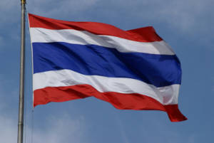 Thailands Flagge