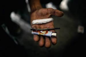 Opium und Heroin