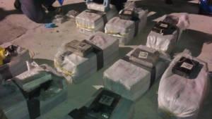 Kokain wird auf der ganzen Welt gehandelt.