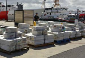 In Puerto Rico beschlagnahmtes Kokain