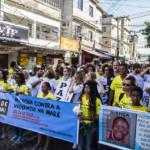 Proteste gegen die Gewalt in Rio de Janeiro Die Bewohner der Favelas protestieren gegen die Gewalt in ihren Stadtteilen. | Bild (Ausschnitt): © ONG Fase [CC BY-NC 2.0]  - Flickr