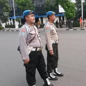 Polizei Indonesien