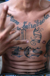 Mara Salvatrucha - MS-13