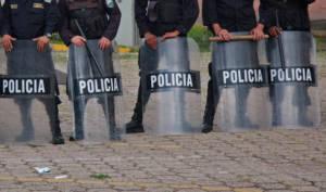 Polizei in Honduras