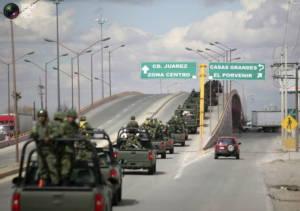 Mexikanischer Drogenkrieg