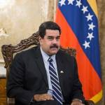 Nicolás Maduro Nicolás Maduro ist seit 2013 Präsident Venezuelas. Das Land steckt seit einigen Jahren in einer katastrophalen Wirtschaftskrise.  | Bild (Ausschnitt): © Hossein Zohrevand [CC BY 4.0]  - Wikimedia Commons