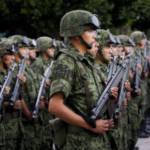 mexikanische Armee Seit 2006 wird in vielen Teilen Mexikos das Militär zur Bekämpfung der Drogenkartelle eingesetzt | Bild (Ausschnitt): © (c) Jmrobledo - Dreamstime