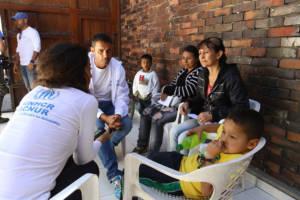 UNHCR Kolumbien