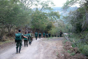 FARC Rebellen Kolumbien