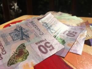 Mexiko Geld Pesos Korruption