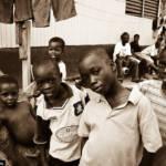 Kinder aus Ghana   Bild (Ausschnitt): © Paul Williams [CC BY-NC 2.0]  - Flickr
