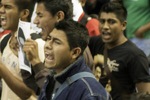 Mexiko Proteste Massenverschleppung